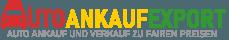 Autoankauf Export – Unkompliziert Auto verkaufen Logo