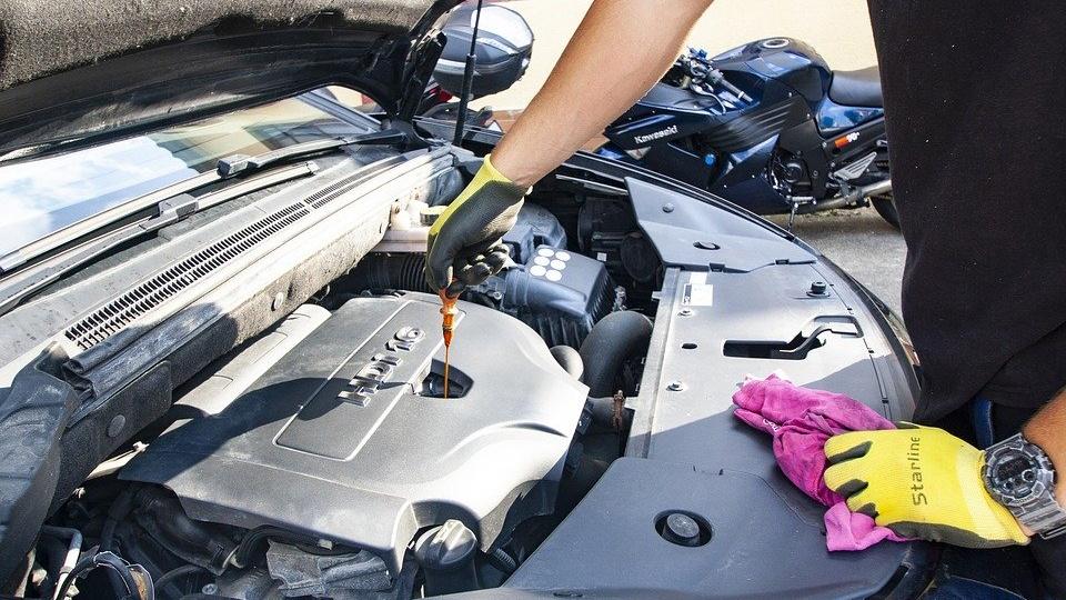 Auto Ankauf Export nach Ölwechsel
