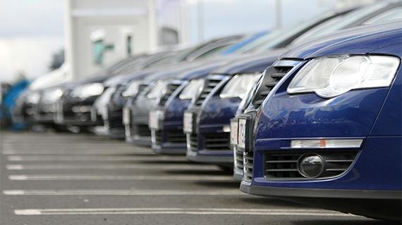 Autohändler für den Auto Export