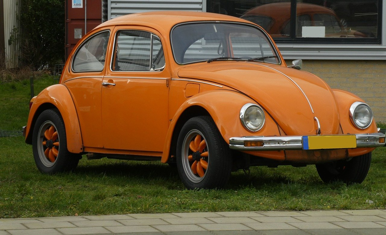 VW mit defekt